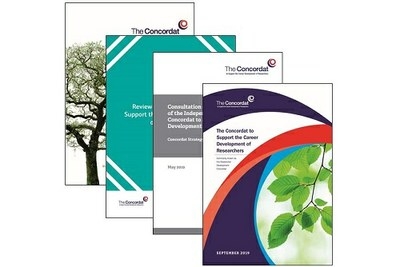 Concordat publications