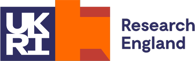 UKRI-Research England logo