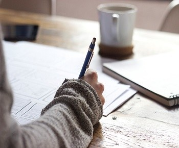 Wellbeing When Writing