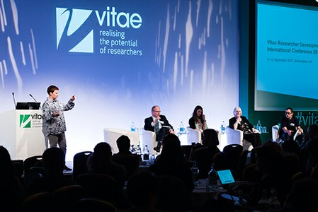 Vitae Researcher Development International Conference 2018