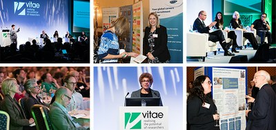 Vitae conference 2017 colllage
