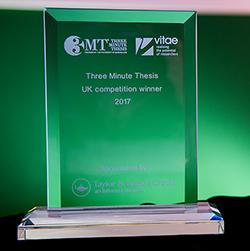 3MT award 2017