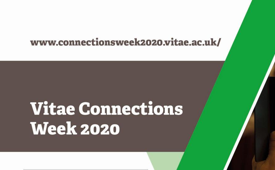 Vitae Connections Week