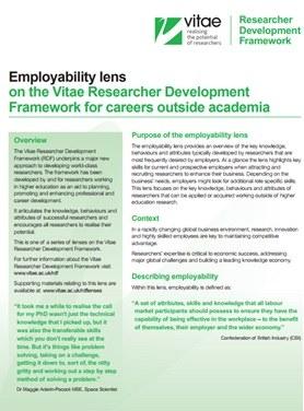 Employability Lens