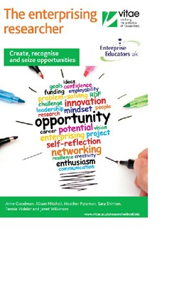 Enterprising Researcher booklet