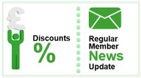Vitae members enjoy member news bulletins and generous discounts on event attendance