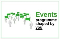 Vitae's events programme is shaped by our members