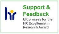 UK process for the HR Excellenc in Research Award