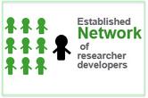 Researcher developer network