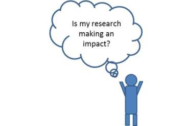Demonstrating research impact