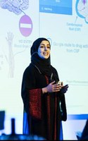 Nazira Albargothy, 3MT UK Winner 2016