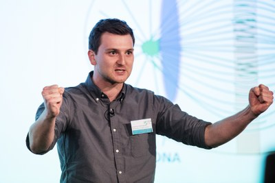 Jonathon Hannabuss, UCL. Vitae 3MT finalist 2015