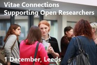 People talking with words: Focus on: Supporting open researchers