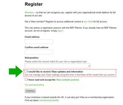 Here's how you register