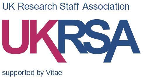 UK Research Staff Association UKRSA logo