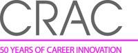 CRAC anniversary logo