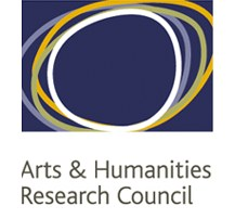 AHRC Ars and Humanities Research Council logo