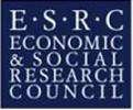 ESRC Economic and Social Research Council logo