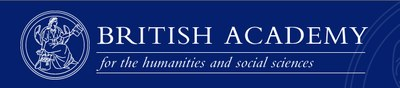 The British Academy for humanities and social sciences Blue