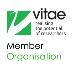 Vitae logo - realising the potential of researchers