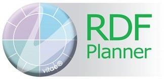 RDF Planner logo
