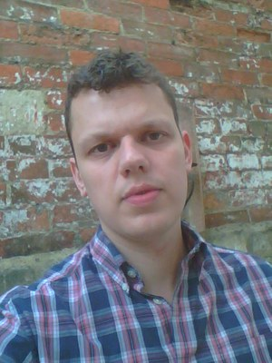 Dr Kieran Fenby-Hulse
