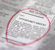 Job advertisement image