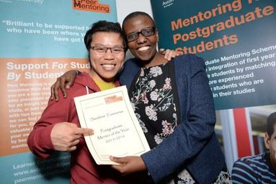 Aston University mentoring case study