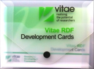 RDF cards pack