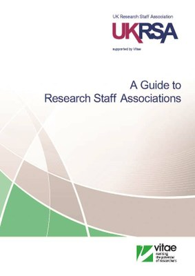 Guide to research staff associations