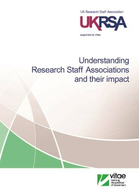 Understanding research staff associations and their impact