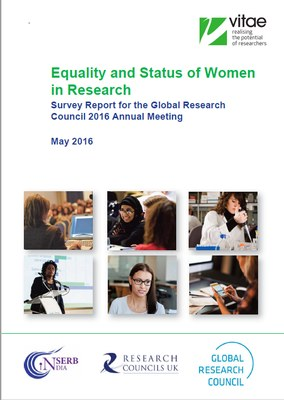 Equality and status of women report 2016