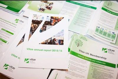 Vitae annual report 2015-16