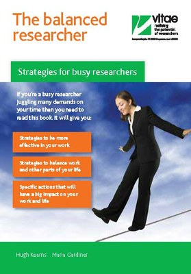 Balanced researcher booklet