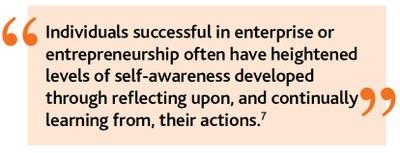 Enterprising researcher quote 2