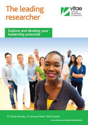 Leading researcher booklet
