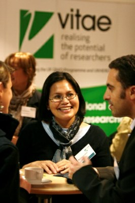 Vitae research staff conference