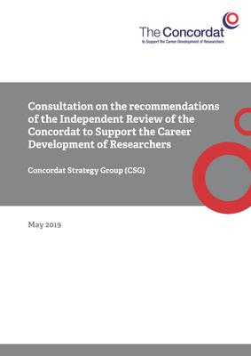 Report consultation