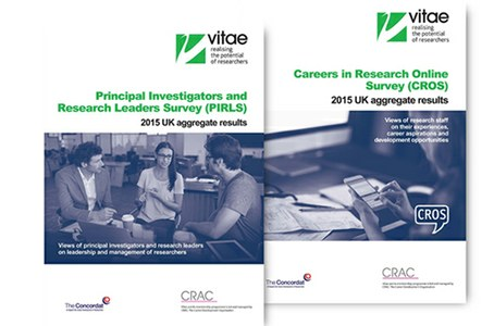 The Principal Investigators and Research Leaders Survey (PIRLS)