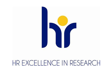 HR Excellence in Research Award Sept 2019