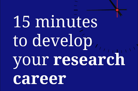 New podcast on career paths of researchers