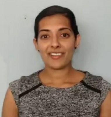 VinayaSrirangam Nadhamuni 2020 3MT finalist