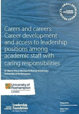 Carers and Careers