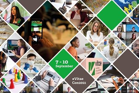 VitaeCon2021 banner