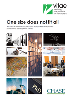 'One size does not fit all' - inequalities in researcher development in Arts & Humanities