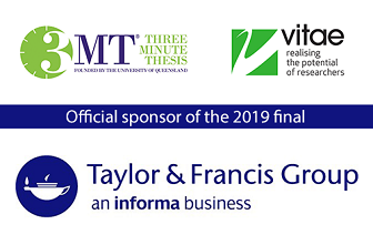 Vitae 3MT Sponsorship Taylor and Francis