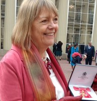 Dr Janet Metcalfe, Head of Vitae, awarded OBE
