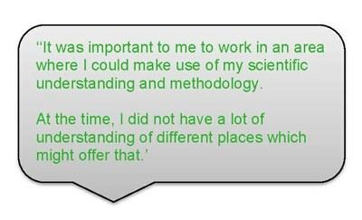 Sushma Tiwari career story quote