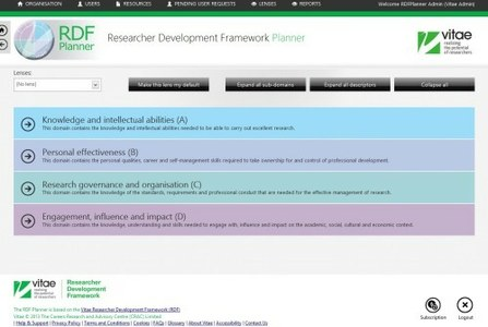 Introduction to the RDF Planner