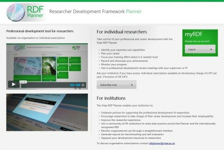 The RDF Planner